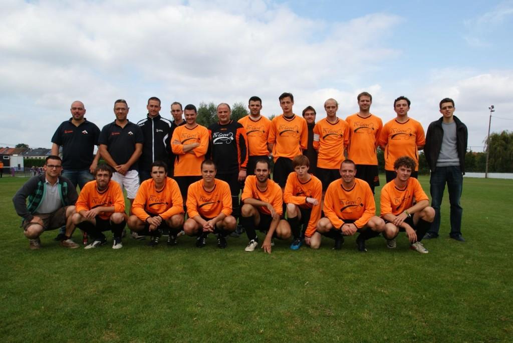A-ploeg 2012-2013